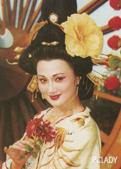 范冰冰演的不是秦朝女首富 是一字眉的上下五千年